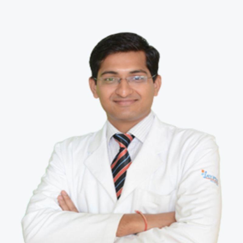 Dr. Manish Gupta - Best Neurologist in Noida